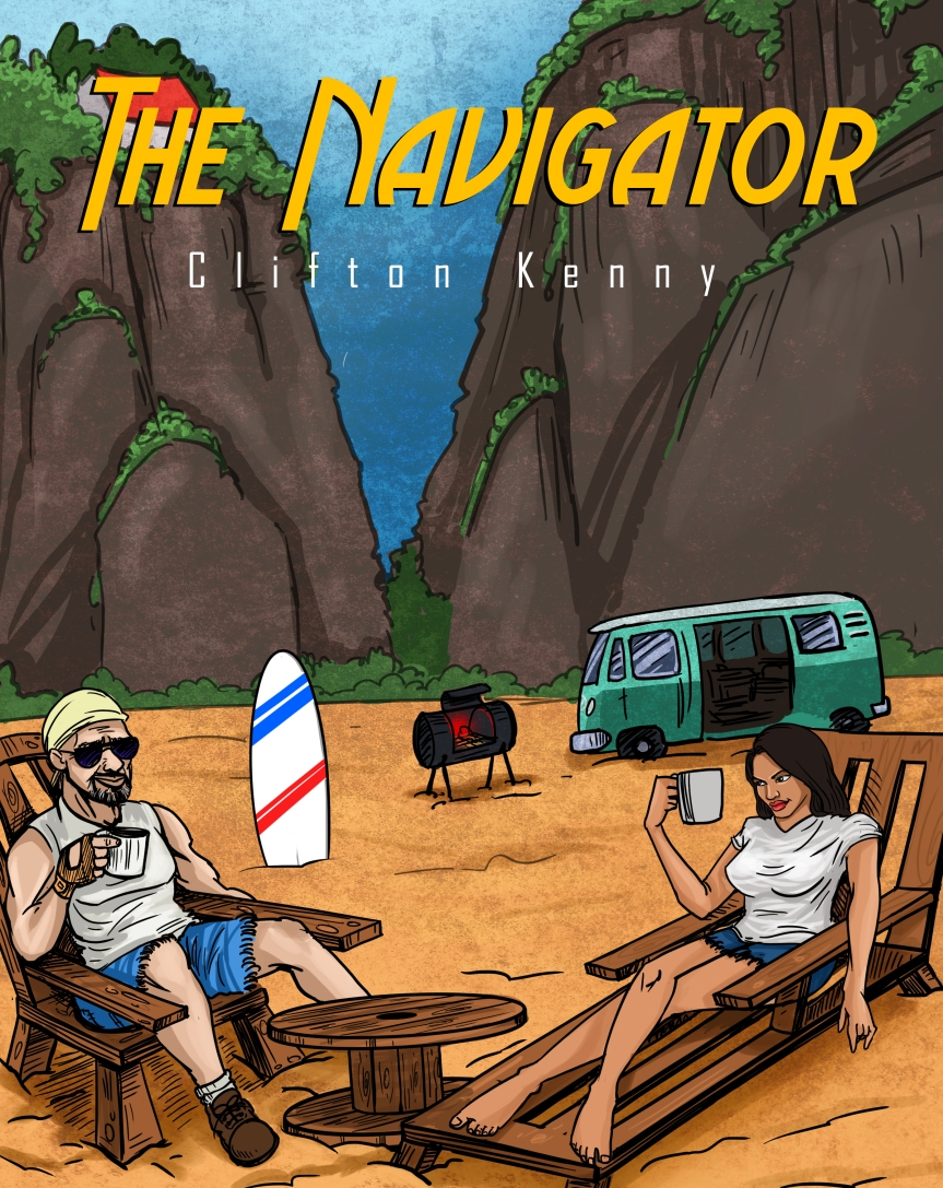 The Navigator by CliftonKenny