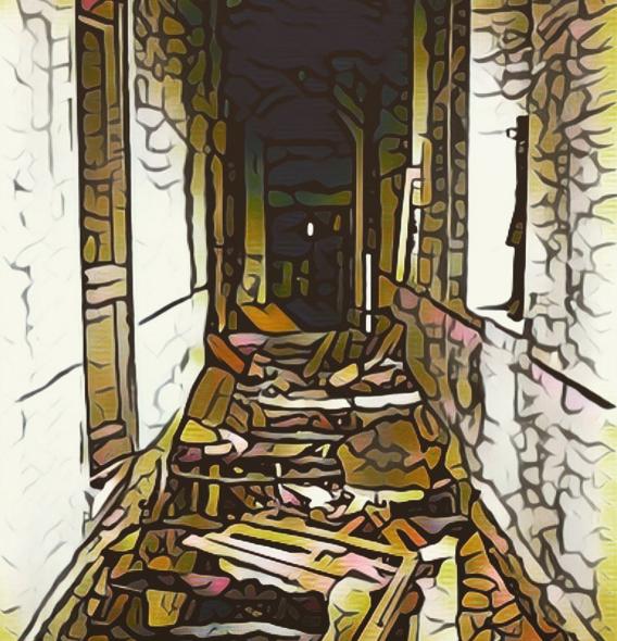The Monday Poem:Corridor
