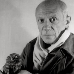 Doodle Tuesday – Owl by Pablo Picasso