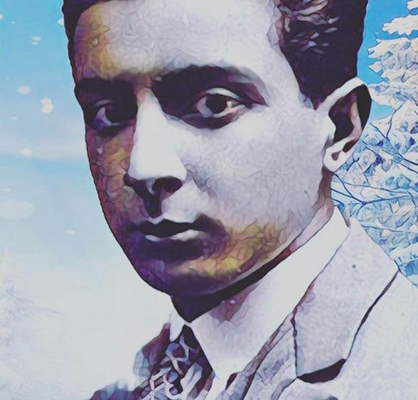The Wednesday Painting: El mundo prometido a Juanito by AntonioBerni