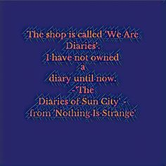 The Diaries of Sun City by Mike Russell