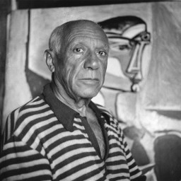 Doodle Tuesday – Femme (Wife) by Pablo Picasso