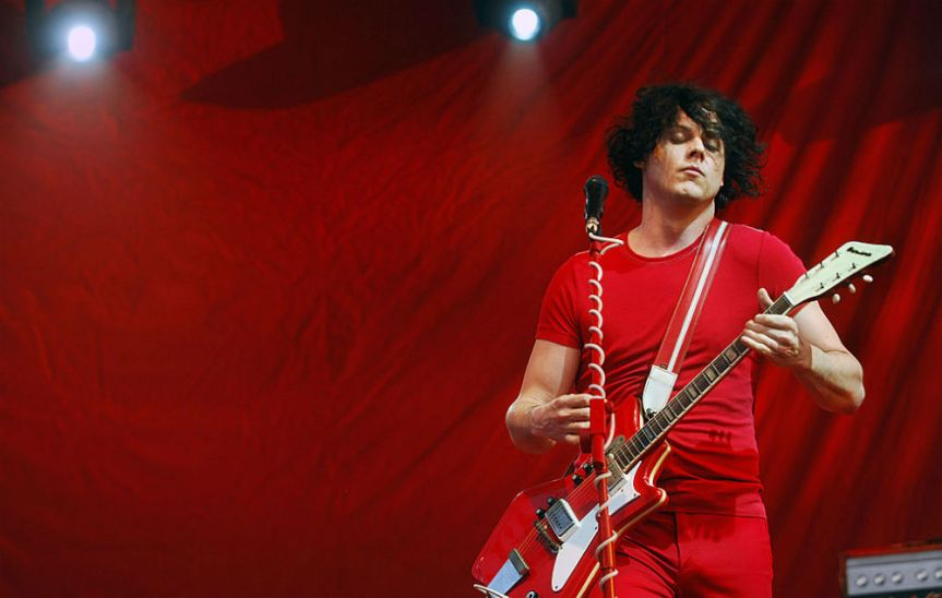 The Sunday Song – Love Potion #9 by The White Stripes