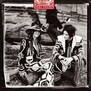 The Thursday Album – Icky Thump by The WhiteStripes