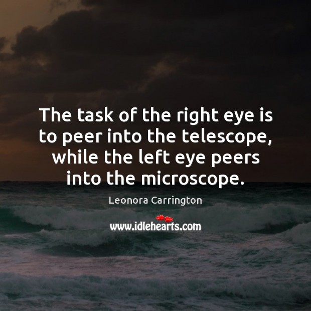 the-task-of-the-right-eye-is-to-peer-into-the-telescope