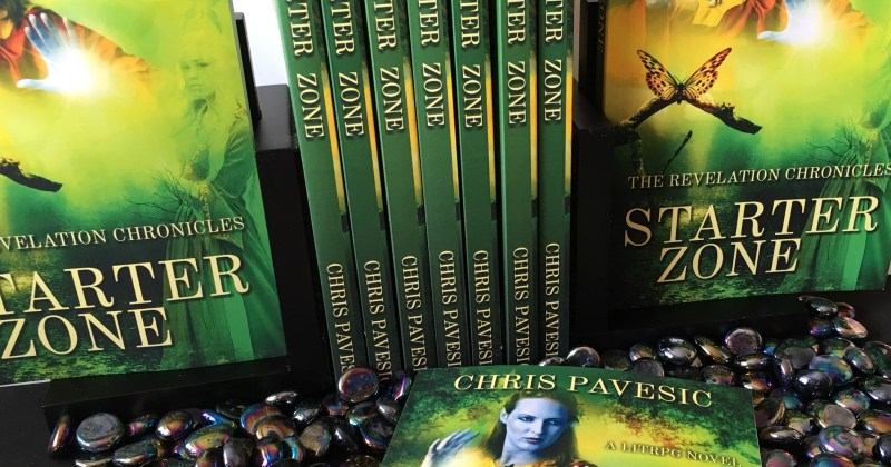 Starter Zone: The Revelation Chronicles by Chris Pavesic