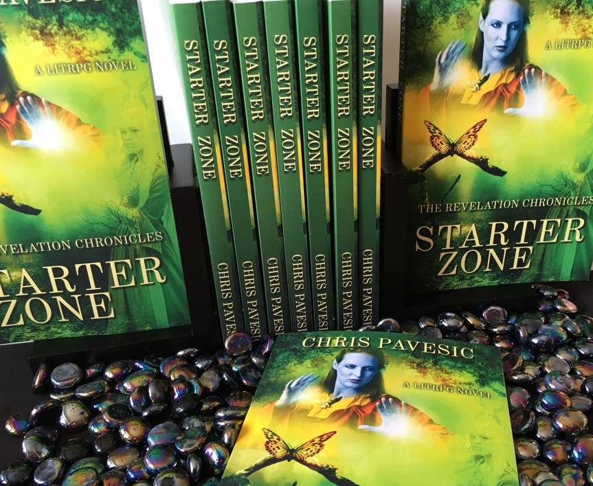 Review: Starter Zone – The Revelation Chronicles by Chris Pavesic