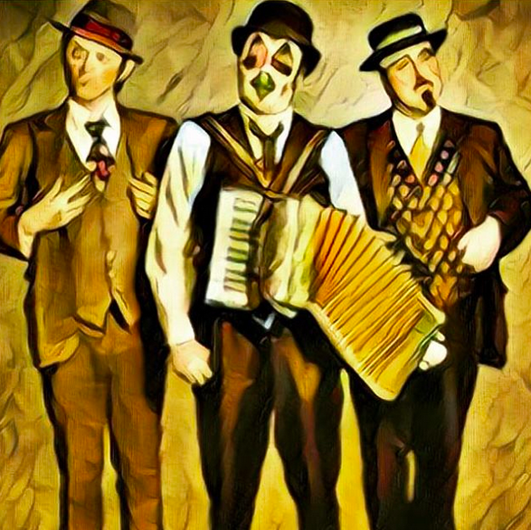 The Sunday Song – Send In The Clowns by The TigerLillies