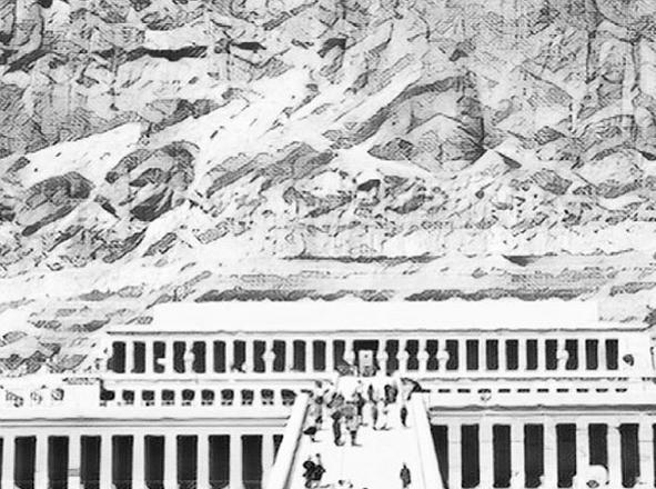 The Temple of Hatshepsut