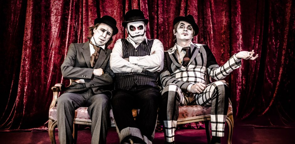 Autumn Leaves by The TigerLillies