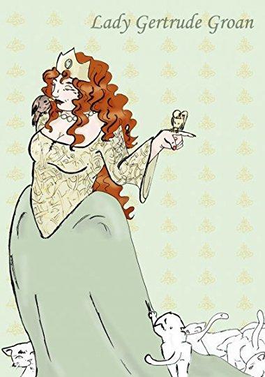 Lady Gertrude Groane, by Braen on DeviantArt