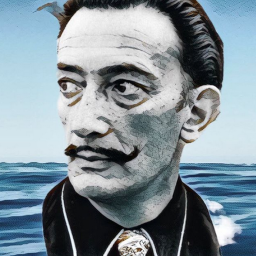 The Monday Poem: Salvador Dalí by David Gascoyne