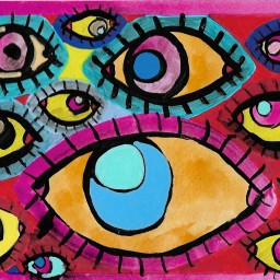 New Piece – Eyes